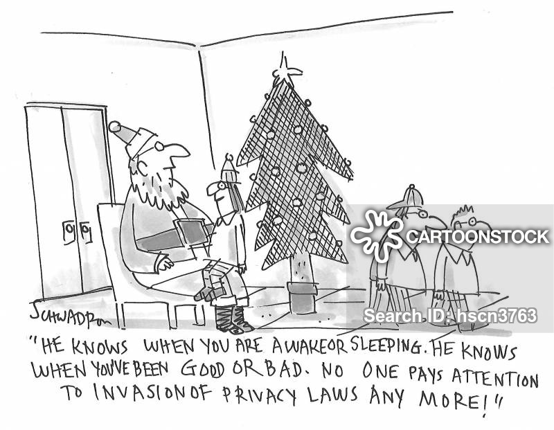 festive tradition cartoon