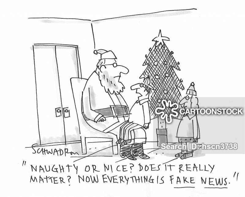 fake news epidemic cartoon