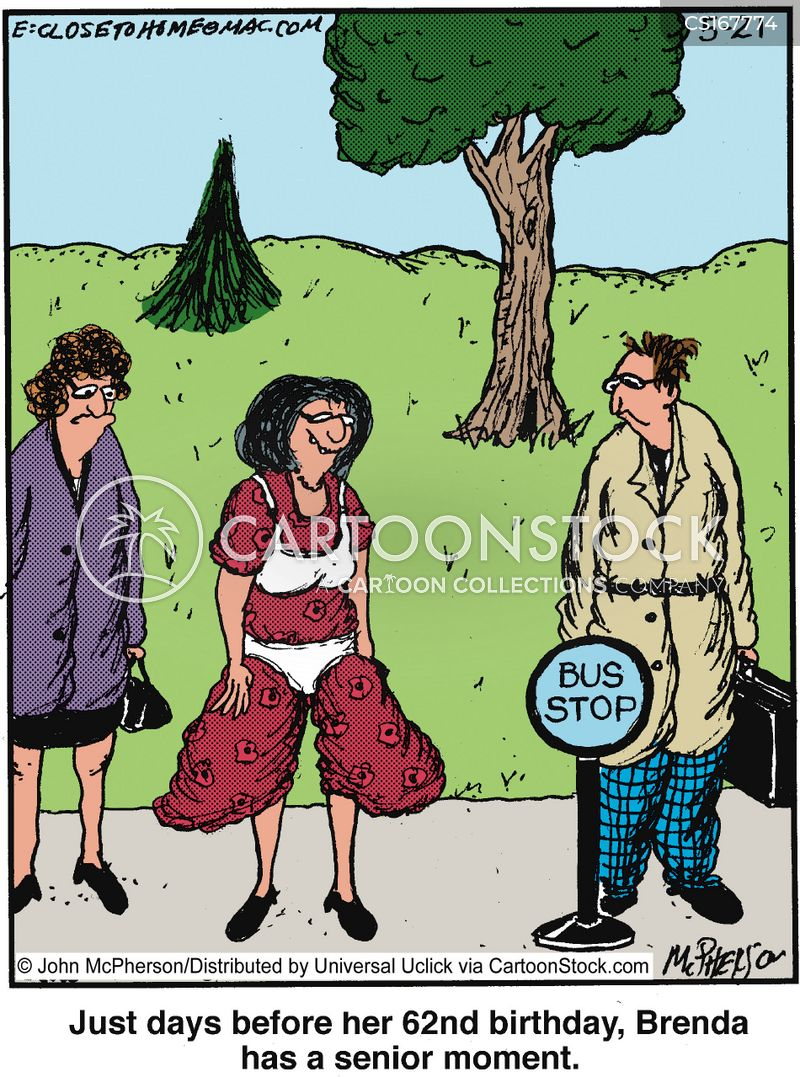 Senior Golf Cartoons Senior Moments Cartoon 2 of 25
