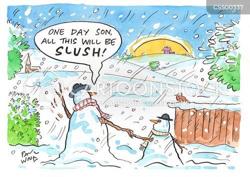 slush cartoon