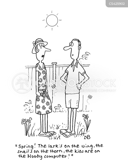 spring-times cartoon