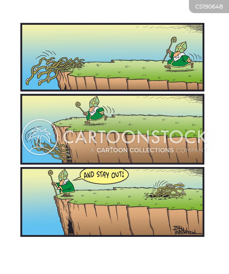 St Patricks Day Cartoons And Comics Funny Pictures From Cartoonstock