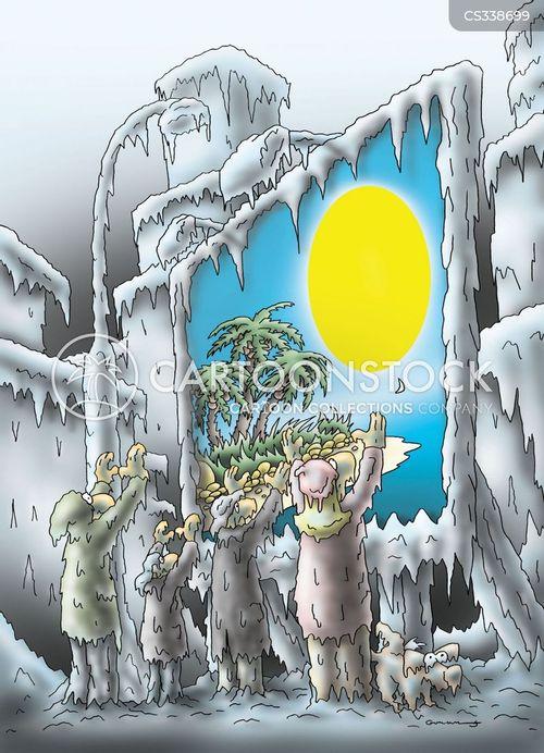 advertising boards cartoon