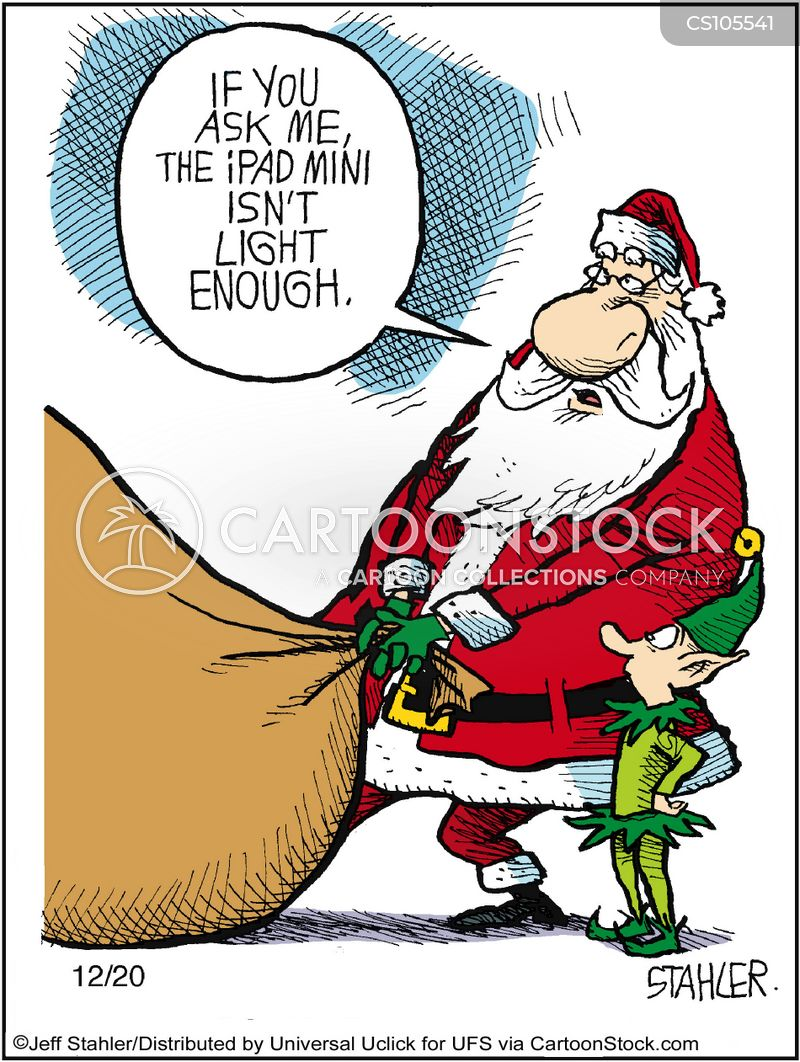 christmas list cartoons and comics funny pictures from cartoonstock