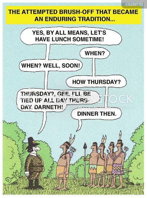 plymouth rock cartoon