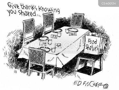 economic troubles cartoon