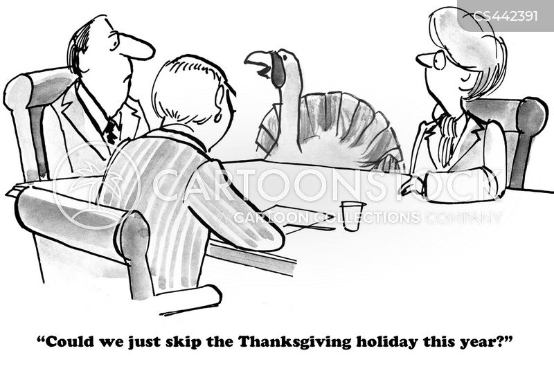 national holiday cartoon