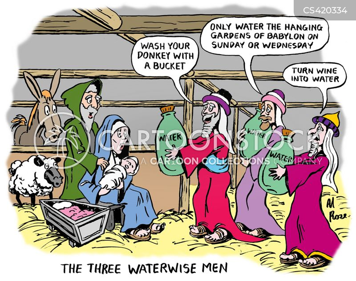 myrrh cartoon