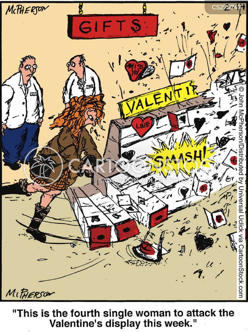 Valentines Days Cartoons And Comics Funny Pictures From Cartoonstock