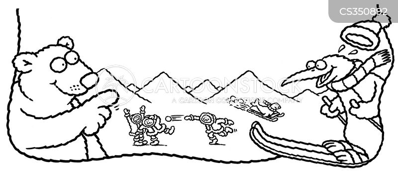 Snow Fights cartoons, Snow Fights cartoon, funny, Snow Fights picture, Snow Fights pictures, Snow Fights image, Snow Fights images, Snow Fights illustration, Snow Fights illustrations