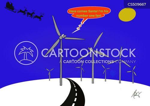 number one fan cartoon
