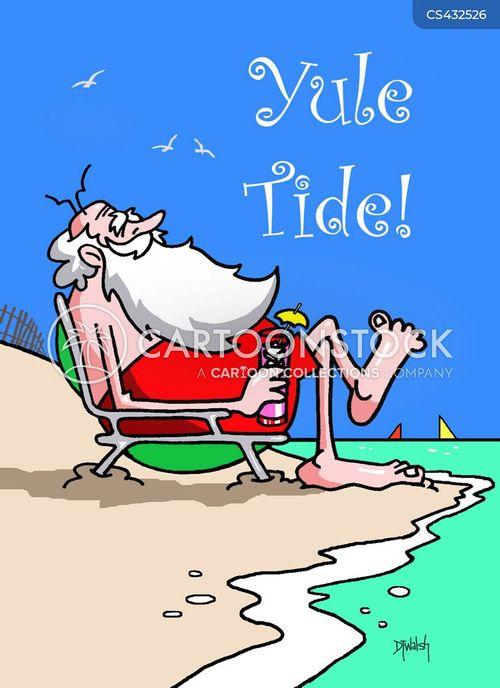 tides cartoon