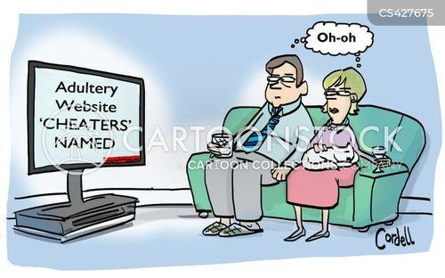 adulters cartoon