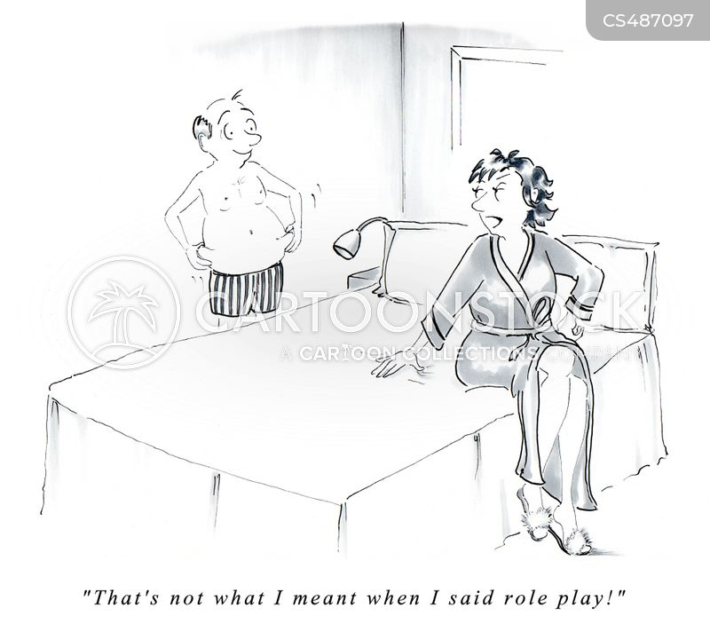 role-plays cartoon