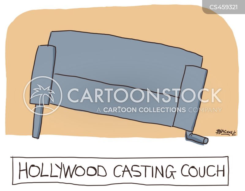 casting couch cartoon