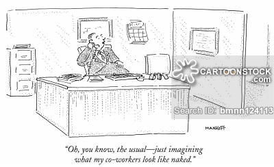 Stress free cartoons sexual harassment