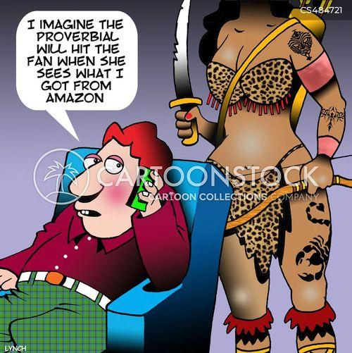 warrior princess cartoon