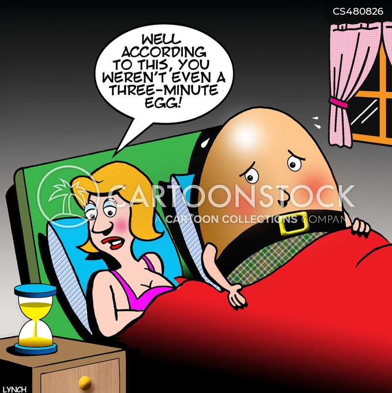 Egg-timer Cartoons and Comics - funny pictures from CartoonStock