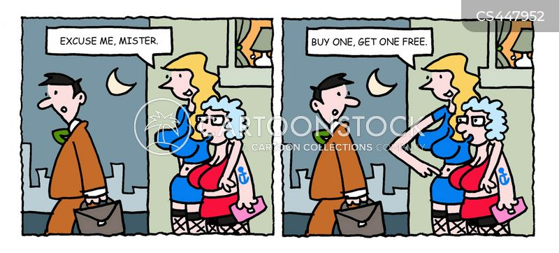 special discounts cartoon