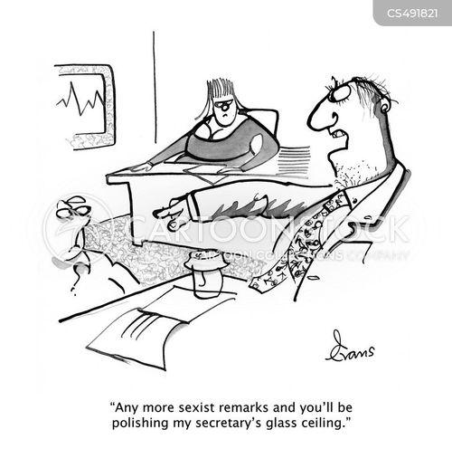 impediment cartoon