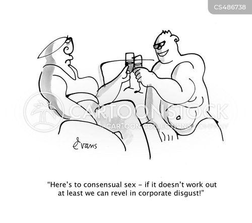 disgusts cartoon