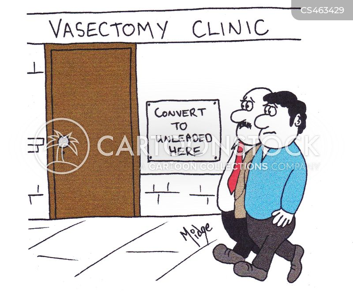 male health cartoon
