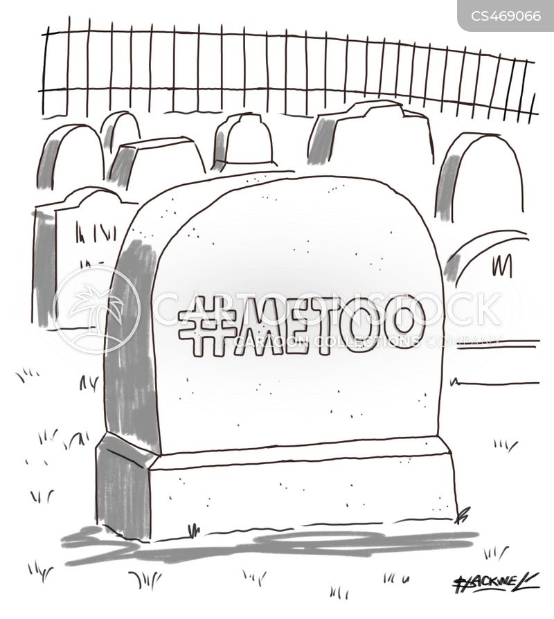 metoo cartoon