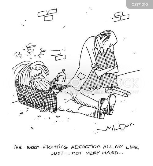 hobos cartoon