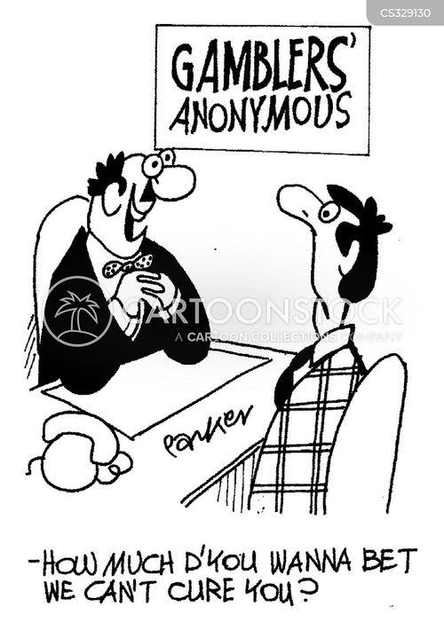 gambling annonamous