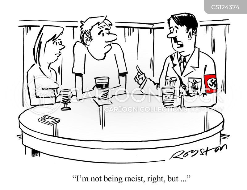 national socialist party cartoon