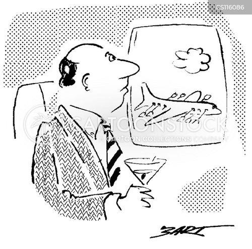galleys cartoon