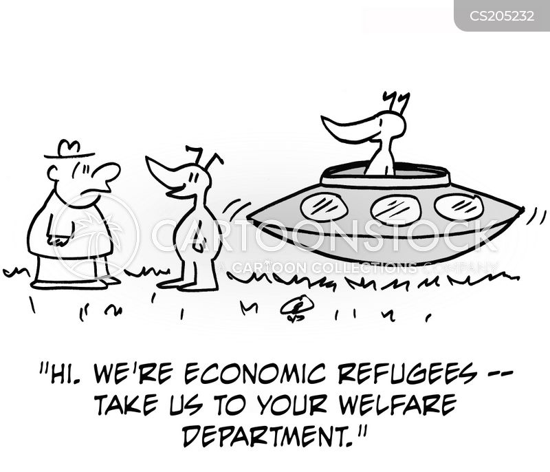 refuge cartoon