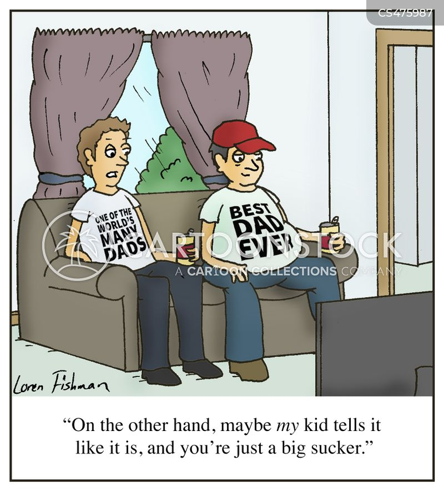 alternative fact cartoon