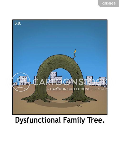 ancestries cartoon