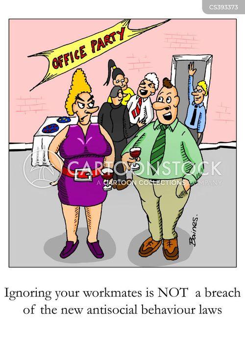 workmates cartoon