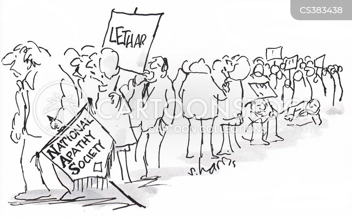 social groups cartoon