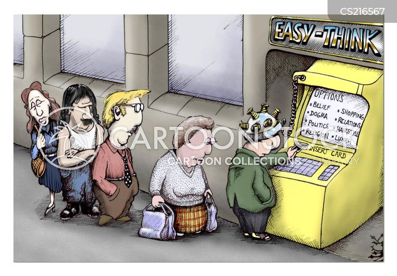 atm machine cartoon