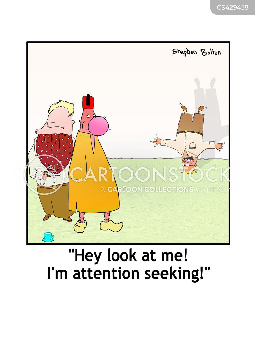 seeks cartoon