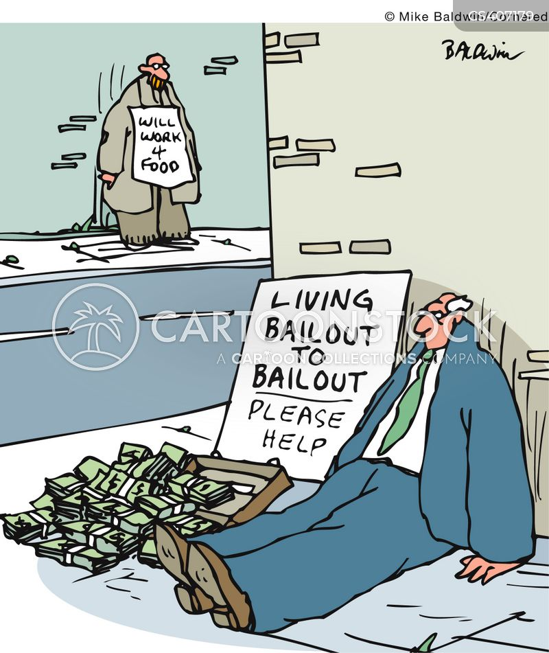 government bailouts The emergency economic stabilization act of 2008 commonly referred to as a  bailout of the  the proposal called for the federal government to buy up to us $700 billion of illiquid mortgage-backed securities with the intent to increase the.