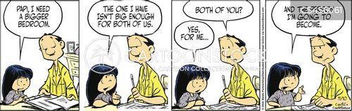 parental permission cartoon