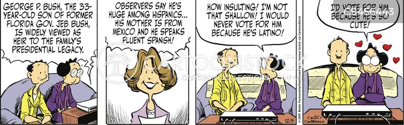 hispanic voters cartoon