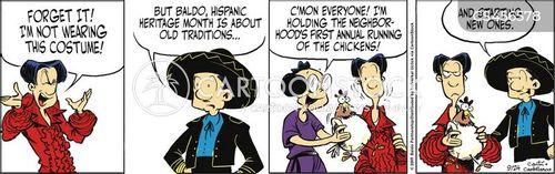 mariachi cartoon