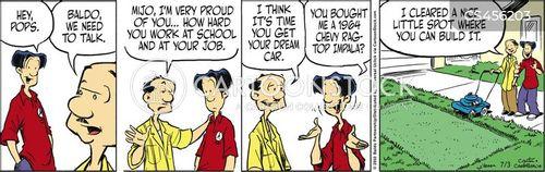custom car cartoon