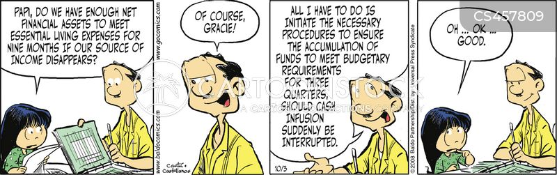 accounting jargon cartoon