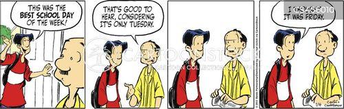 tuesdays cartoon