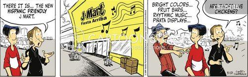 latinx cartoon