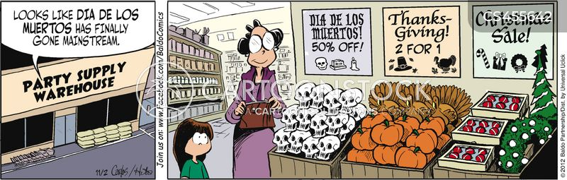 hispanic culture cartoon