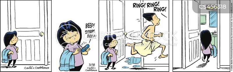 Prank Calls Cartoons and Comics - funny pictures from