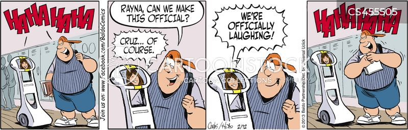 Nontraditional Relationships Cartoons and Comics - funny