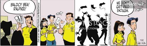 paydays cartoon